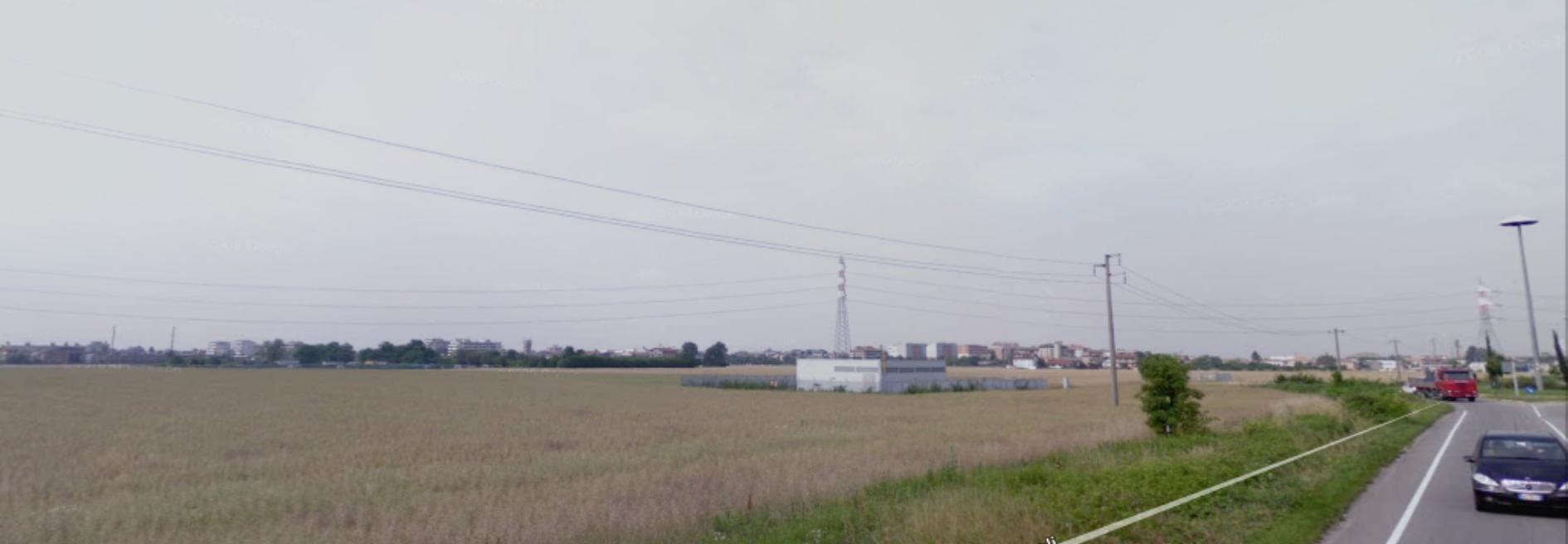 Area residuale tipica dell'hinterland milanese